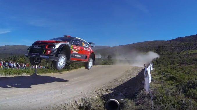 Vidéos Rallye du Portugal 2017
