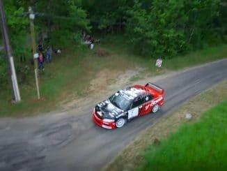 Vidéos Rallye du Quercy 2017