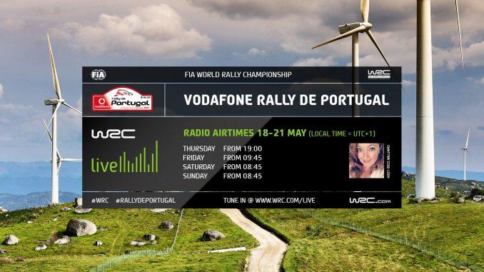 Programme TV Rallye du Portugal 2017