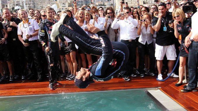 Monaco : La principauté de la F1. L'immense joie de Mark Webber en 2010 est gravée à tout jamais sur le rocher.