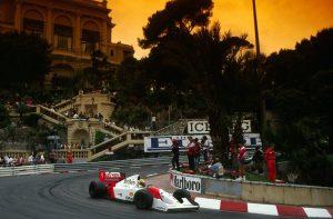Monaco : La principauté de la F1 Ayrton Senna est le pilote qui a remporté le plus de victoires à Monaco. 6 victoires pour le Brésilien et 5 pour Hamilton, l'américain va-t-il l'égalé ?