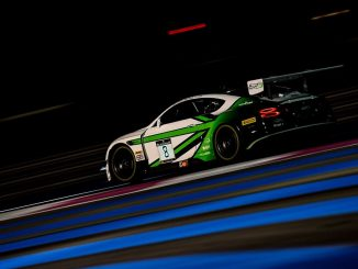 Blancpain : Bentley s'impose au Circuit Paul Ricard