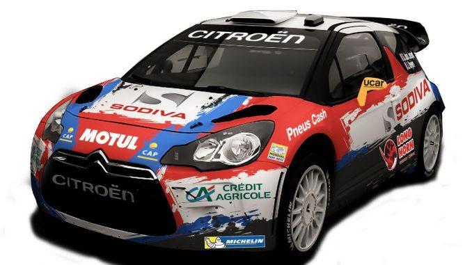 Simon Jean Joseph de retour en DS3 WRC. L'arme de Jean Jo pour ce Martinique Rallye Tour