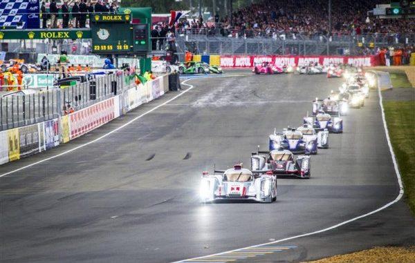 Les 24Heures du Mans en 10 chiffres. (c) : DR