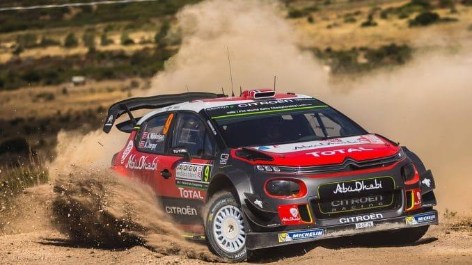 Si Mikkelsen faisait gagner la C3 WRC ?