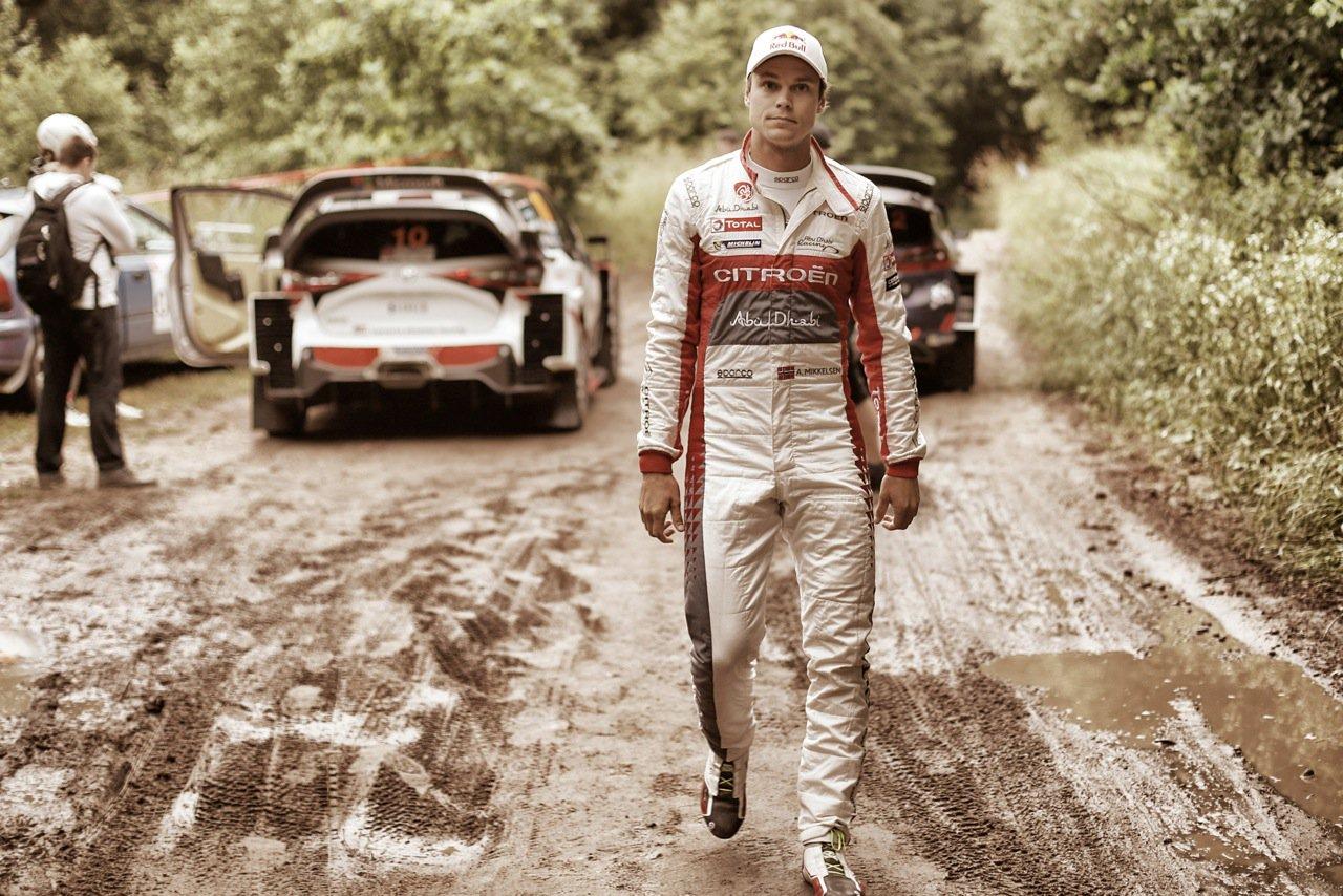 WRC 2017 : C'est parti en Pologne. Tous les regards seront à nouveau braqués sur Andreas Mikkelsen ce week-end