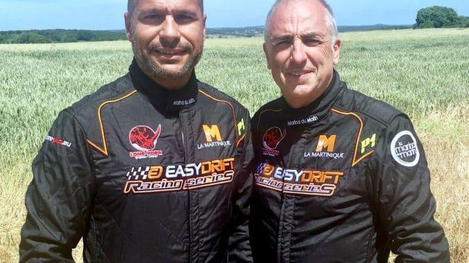Simon Jean Joseph de retour en DS3 WRC