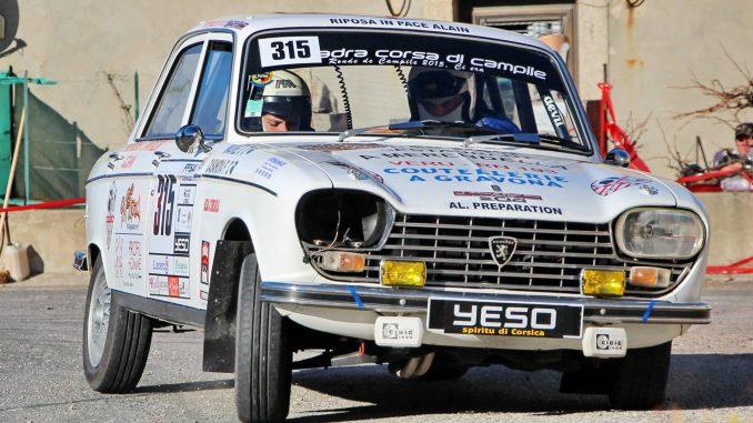 Rallye du Prunelli 2017 : Présentation !