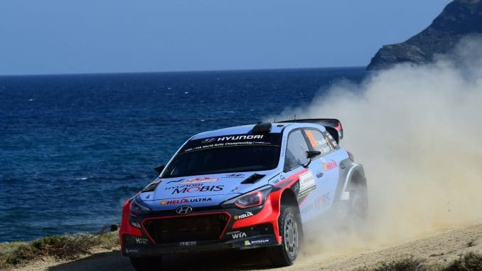 5 choses à savoir sur le Rallye de Sardaigne. Les pilotes qui ont participé au rallye de Sardaigne en 2016 partent avec l'avantage du terrain