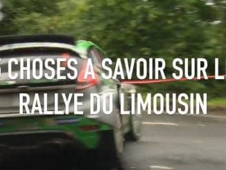 5 choses à savoir avant le Rallye du Limousin 2017