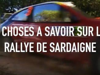 5 choses à savoir sur le Rallye de Sardaigne