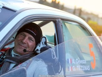 Alain Deveza le gentleman rallyman. photo (c) : Nicolas Millet