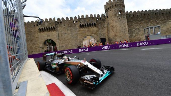 F1 Bakou