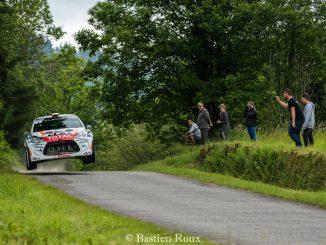 Classement Rallye du Limousin 2017 : Bonato seul au monde. (c) : Bastien Roux