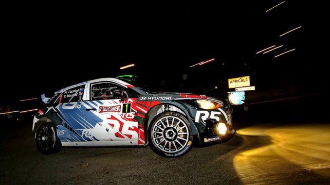 Liste des engagés Rallye du Rouergue 2017. Paddon engagé au Rallye du Rouergue2017