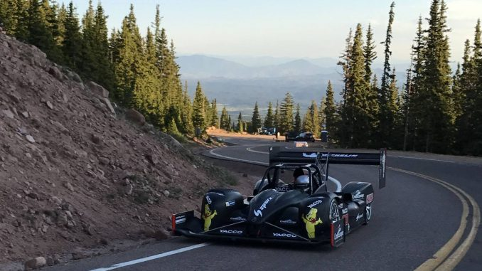 Qualif Pikes Peak 2017 : Romain Dumas déjà en tête