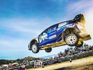 6 moments forts du Rallye de Sardaigne2017