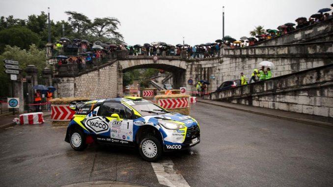 Abandons Rallye Terre du Diois 2017