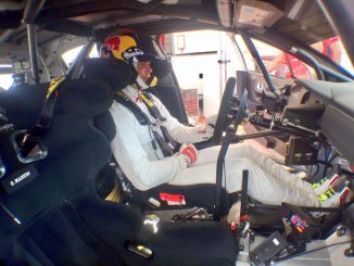 Mikkelsen teste C3 WRC