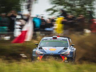 WRC Pologne2017 Jour 1