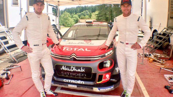 Et si Mikkelsen restait chez Citroën ?