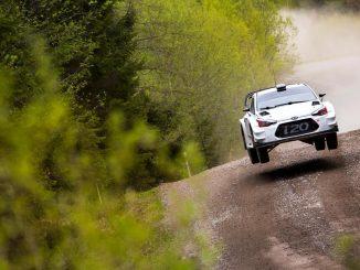 Des essais Hyundai en Finlande
