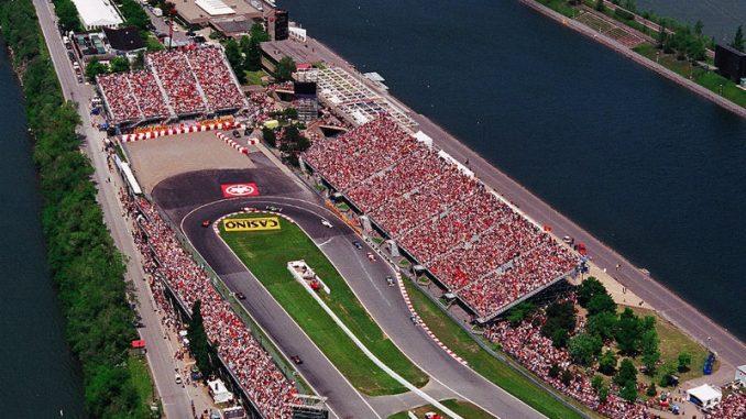 F1 2017 : Cap sur le Canada !