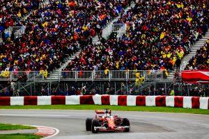 L'an dernier la monoplace de Vettel terminait le Grand Prix à la deuxième place derrière Hamilton