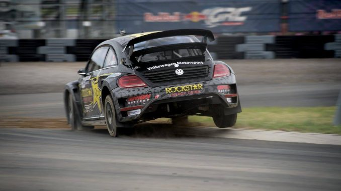 Red Bull Global Rallycross Thompson 2017