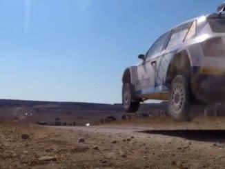 Vidéos Rallye Chypre 2017