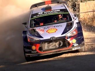 Vidéos Rallye Sardaigne 2017