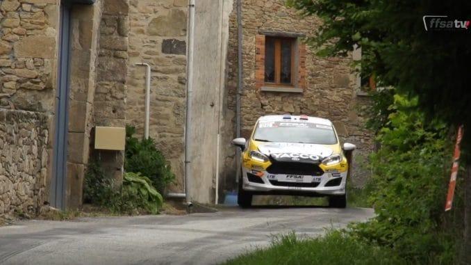 Vidéos Rallye du Limousin 2017