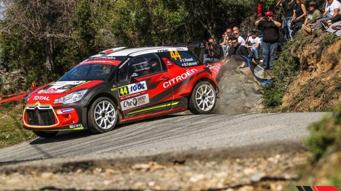 Le Rallye du Gard 2017 fait le plein