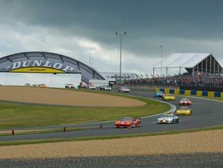 Le circuit des 24 Heures du Mans