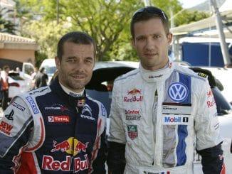 Loeb et Ogier réunis à RallyLegend