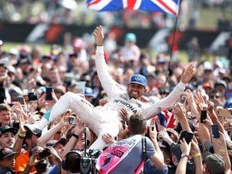 F1 : Welcome to Silverstone !Hamilton aura coeur de bien faire pour son Grand Prix à domicile