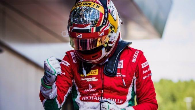 F1 2017 Charles Leclerc impressionne