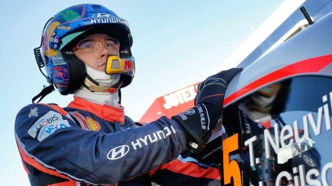 Test Hyundai : Neuville veut répondre présent