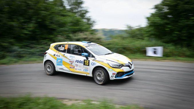 Calendrier Clio R3T Trophy France 2018 - Cédric Robert vs Florian Bernardi