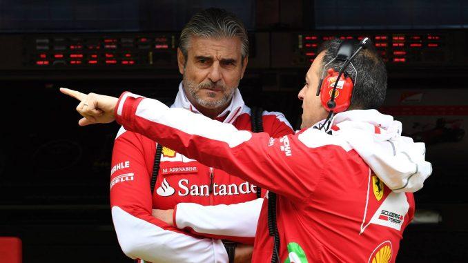 F1 2017 : Welcome to Silverstone !Les dirigeants de Ferrari arrivent soucieux en Angleterre