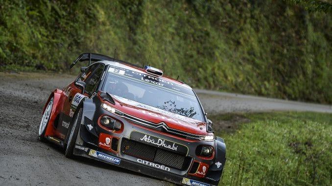 Loeb va prendre la volant de la C3 WRC