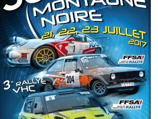 Engagés Rallye Montagne Noire 2017