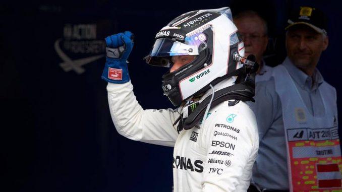 Classement GP Autriche 2017