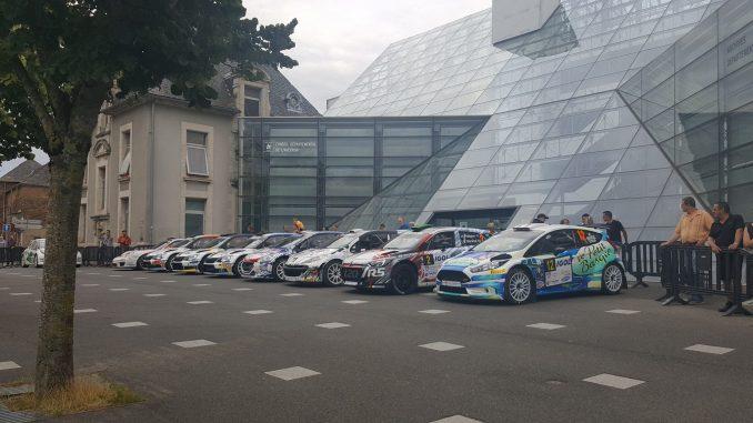 Classement Rallye du Rouergue 2017