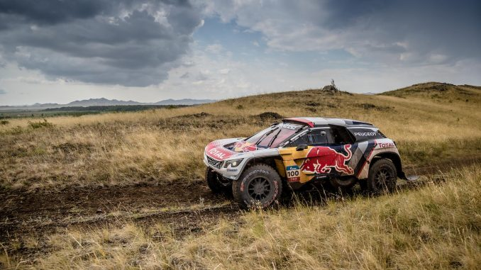 Silk Way Rally 2017 Etape 5 : Despres gagne