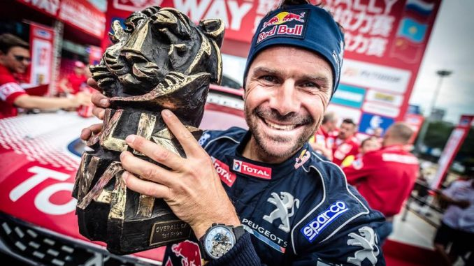 Despres remporte le Silk Way Rally 2017
