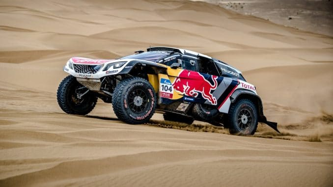 tonneaux pour loeb au silk way rally pilote de course. Black Bedroom Furniture Sets. Home Design Ideas