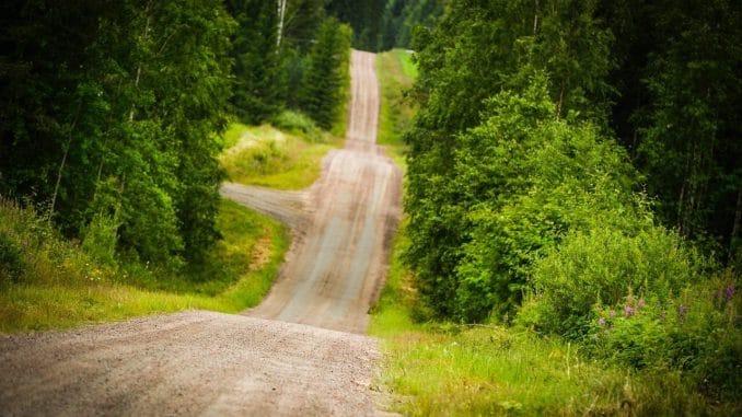 Parcours Rallye Finlande 2017
