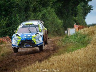 Rallye Terre de Langres 2017 : Maurin première