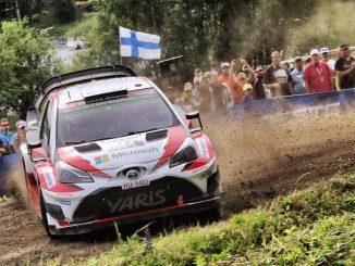 Classement Rallye Finlande 2017